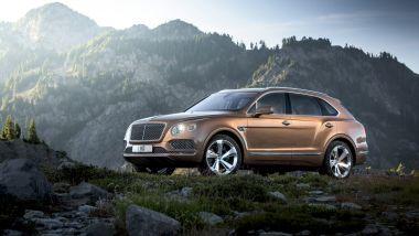 Listino prezzi Bentley Bentayga