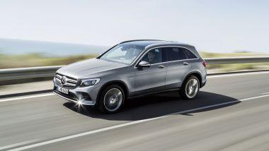 Listino prezzi Mercedes-Benz GLC