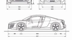 Audi R8 - Immagine: 7
