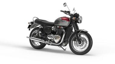 Listino prezzi Triumph Bonneville T120