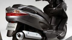 Suzuki Burgman 125/200 - Immagine: 6