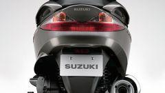 Suzuki Burgman 125/200 - Immagine: 8