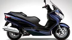 Suzuki Burgman 125/200 - Immagine: 16