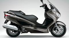 Suzuki Burgman 125/200 - Immagine: 20