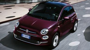 Listino prezzi Fiat 500