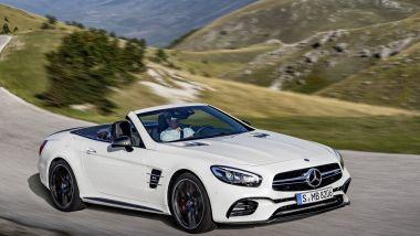 Listino prezzi Mercedes-Benz SL