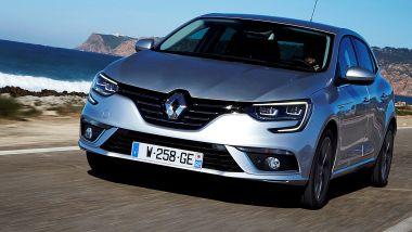 Listino prezzi Renault Mégane