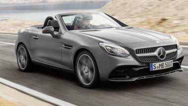 Listino prezzi Mercedes-Benz SLC