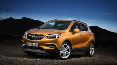 Listino prezzi Opel Mokka X