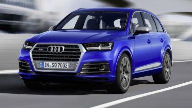 Listino prezzi Audi Q7