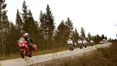 Raid Norge 2006 / Quarta tappa: Trondheim - Mo I Rana (429 km) - Immagine: 11