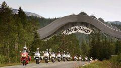 Raid Norge 2006 / Quarta tappa: Trondheim - Mo I Rana (429 km) - Immagine: 15