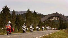 Raid Norge 2006 / Quarta tappa: Trondheim - Mo I Rana (429 km) - Immagine: 16