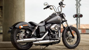Listino prezzi Harley Davidson Dyna