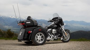 Listino prezzi Harley Davidson Tri Glide
