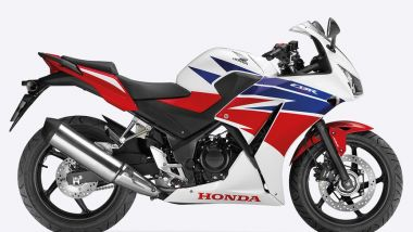 Listino prezzi Honda CBR300R