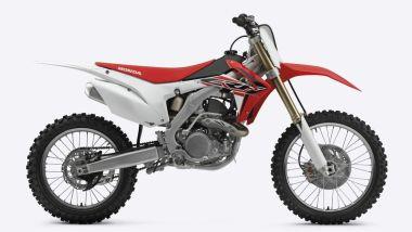 Listino prezzi Honda CRF450R