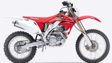 Listino prezzi Honda CRF450RX