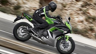 Listino prezzi Kawasaki ZZR 1400