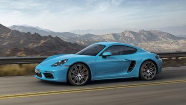 Listino prezzi Porsche 718 Cayman