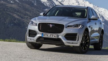 Listino prezzi Jaguar F-Pace