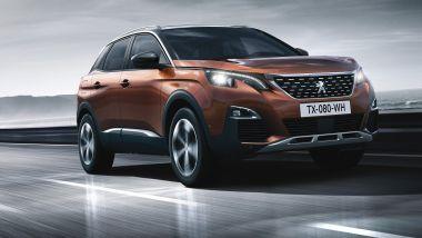 Listino prezzi Peugeot 3008