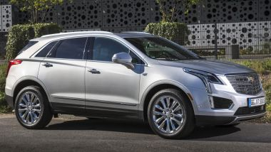 Listino prezzi Cadillac XT5