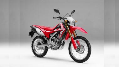 Listino prezzi Honda CRF250