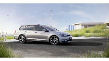 Listino prezzi Volkswagen Golf Variant 2012