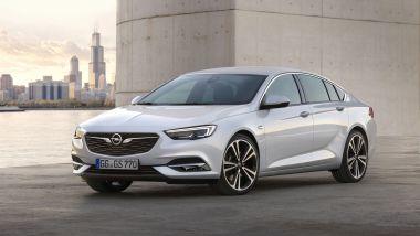 Listino prezzi Opel Insignia Grand Sport