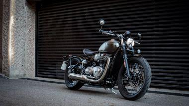 Listino prezzi Triumph Bonneville Bobber