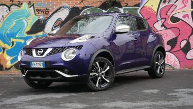 Listino prezzi Nissan Juke first
