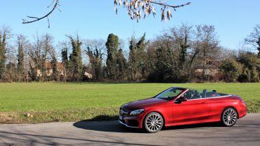 Listino prezzi Mercedes-Benz Classe C Cabrio