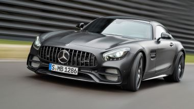 Listino prezzi Mercedes-Benz AMG GT Coupé