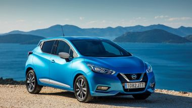 Listino prezzi Nissan Micra