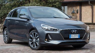 Listino prezzi Hyundai i30