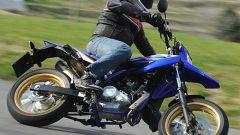 Yamaha WR125 R e X - Immagine: 32