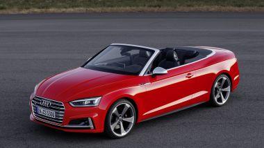 Listino prezzi Audi A5 Cabriolet