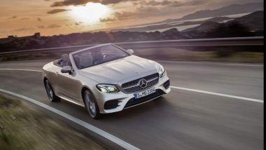 Listino prezzi Mercedes-Benz Classe E Cabrio