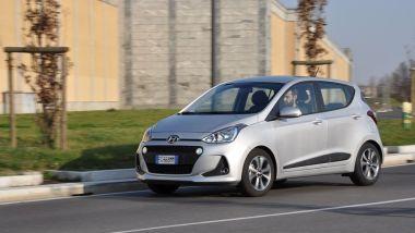 Listino prezzi Hyundai i10