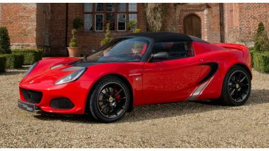 Listino prezzi Lotus Elise