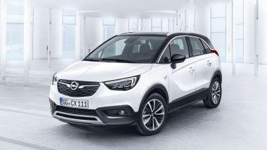 Listino prezzi Opel Crossland X