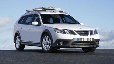 Listino prezzi Saab 9-3X