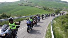 YAMAHA: Terre di Siena Ride 2006 - Immagine: 1