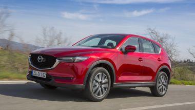 Listino prezzi Mazda CX-5