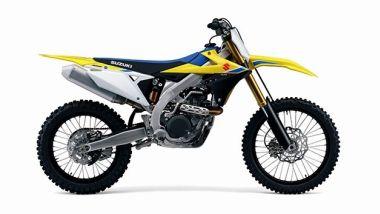 Listino prezzi Suzuki RM 450
