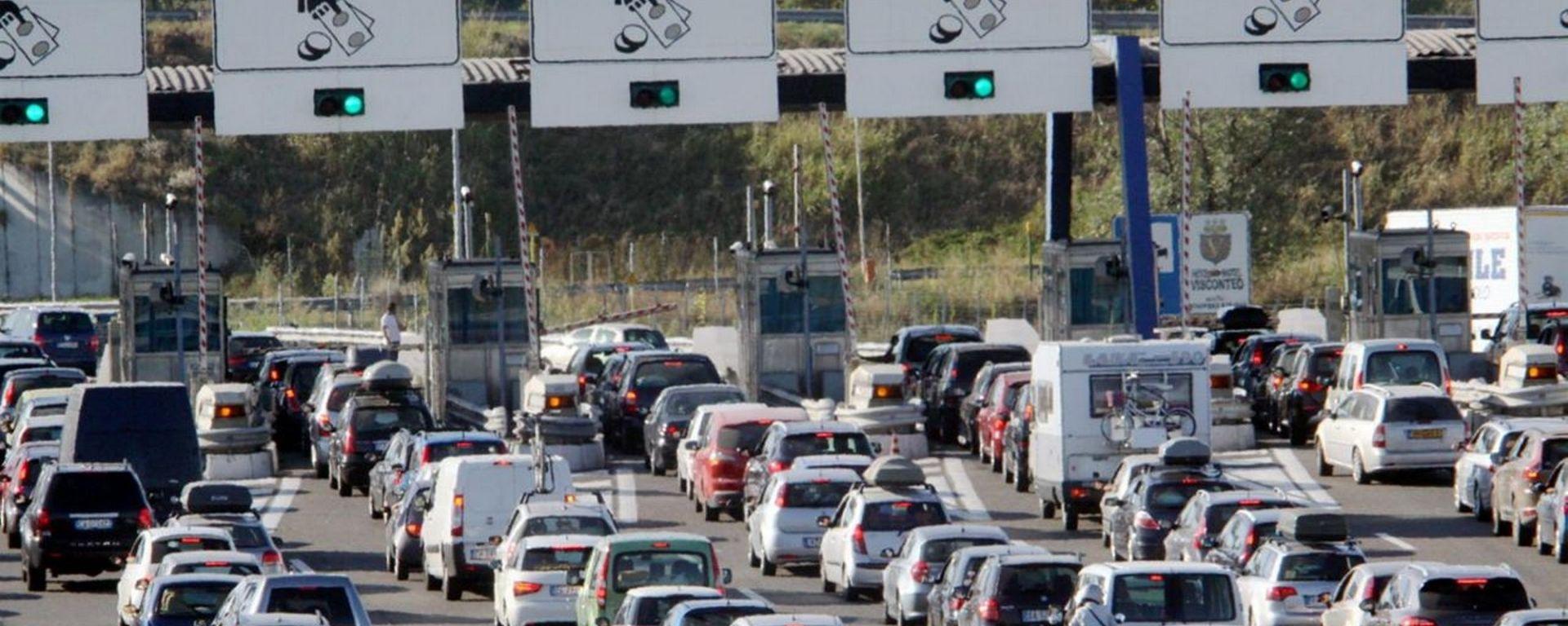 Traffico in autostrada. Evitarlo si può