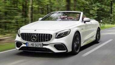 Listino prezzi Mercedes-Benz Classe S Cabrio