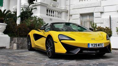Listino prezzi McLaren Sport Series