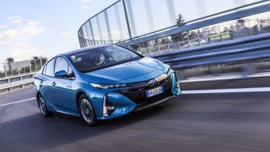 Listino prezzi Toyota Prius Plug-in